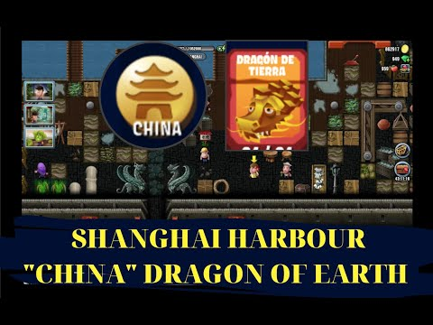 DIGGY'S  ADVENTURE SHANGHAI HARBOUR (CHINA DRAGON OF EARTH)