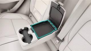 Jaguar I-PACE 19MY | Storage Compartments