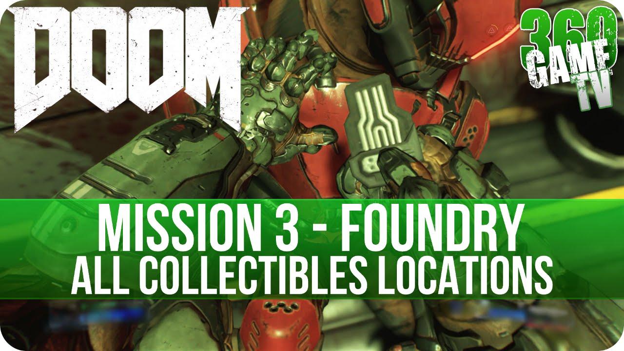 Doom 2016 Secrets Locations Guide