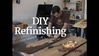 3 - Diy Refinishing