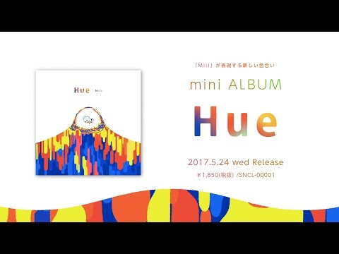 "1st Mini Album ""Hue"" Trailer Movie - Mili"