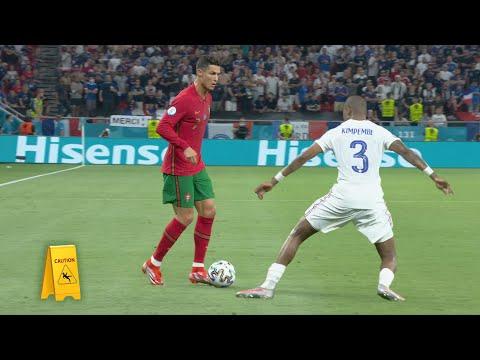 When Cristiano Ronaldo Making Opponents Look Stupid
