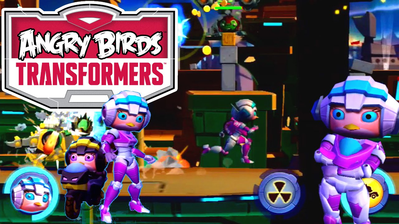 Angry Birds Transformers Next Update