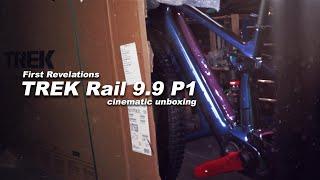 Trek Rail 9.9 P1 - First Revelations (bike that costs like car)
