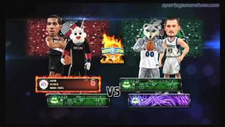 SportsGamerShow - NBA Jam: On Fire Edition Review