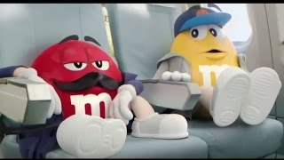 M&M's Commercials Compilation Candy Ads