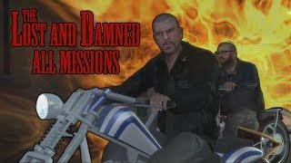 GTA: The Lost and Damned All Missions HD