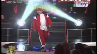 Yo Soy 2da Temporada: Eminem por Alexander Huayhua [30-07-2012]