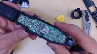 Încercare reparare Philips BT5200 cu stecher de uk, stricat