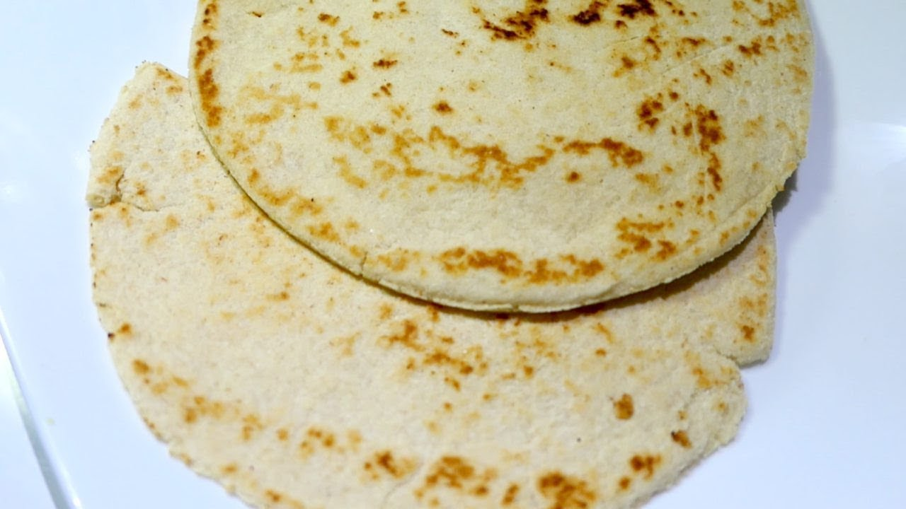 Keto/ Low-Carb Rotis or Flatbreads (Diabetic Friendly) | Taste of Trini