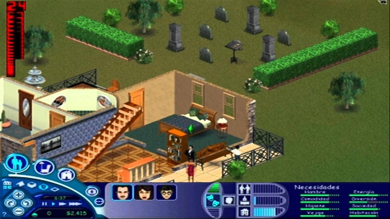 Como poner fantasmas en los sims 1 hd youtube for Mods sims 4 muebles