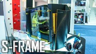 $999 PC Case - InWin S-Frame & S-BOX Case Showcase Thumbnail