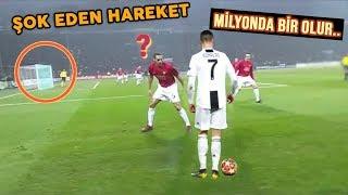 Bu Efsanevi Futbol Hareketleri Bir Daha Asla Tekrarlanmayacak!! - Milyonda Bir Olur...