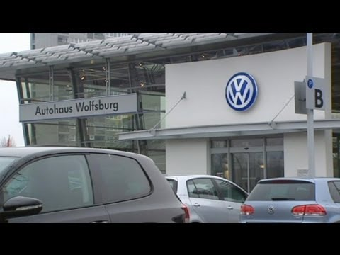 Bumper quarter for Volkswagen