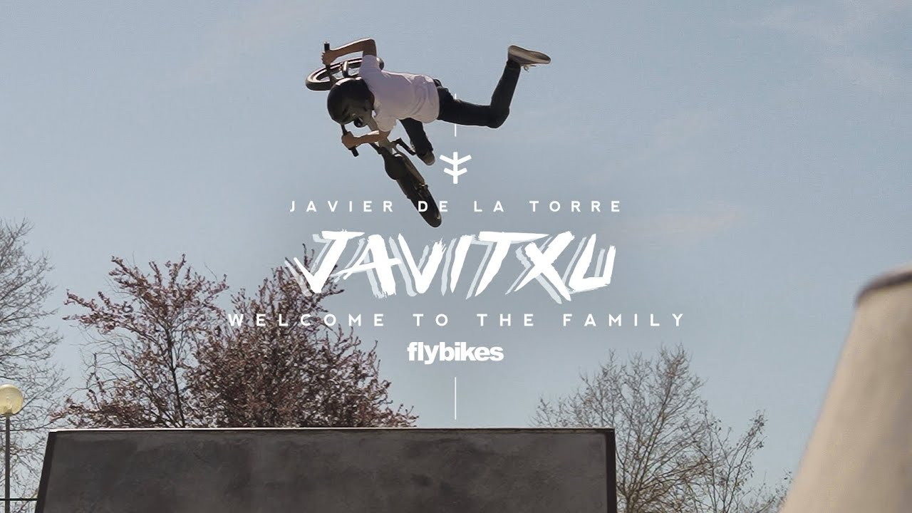 FLYBIKES - JAVITXU WELCOME TO THE FAMILY