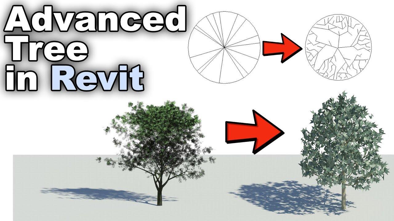 Advanced Tree Family in Revit Tutorial