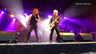 "TYGERS OF PAN TANG  ""The devil you know"" Live RAISMES FEST 2017"