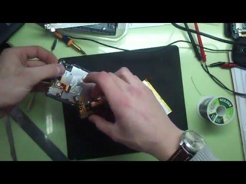 Sony Xperia ZL(C6503) не заряжается, не включается. Ремонт батареи