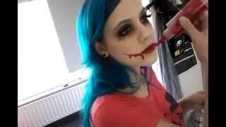 Nina the killer costume
