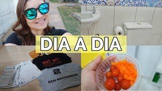 FAZENDO MARMITA, JANTA SIMPLES, COMPRINHAS, ETC