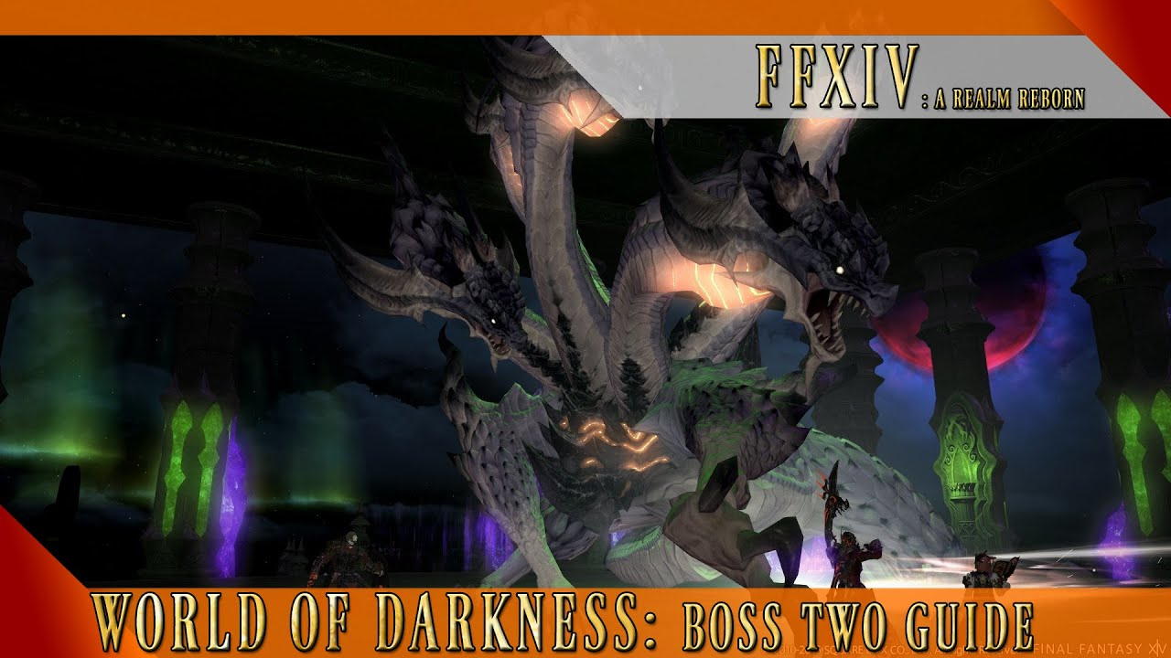 World of Darkness Boss 2: Five-headed Dragon Guide - YouTube - photo#28