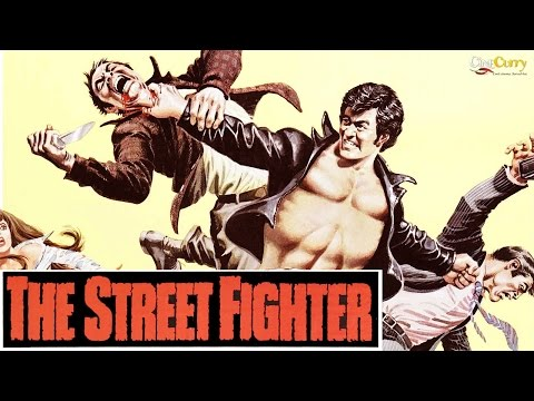The Street Fighter│Full Martial Arts Movie