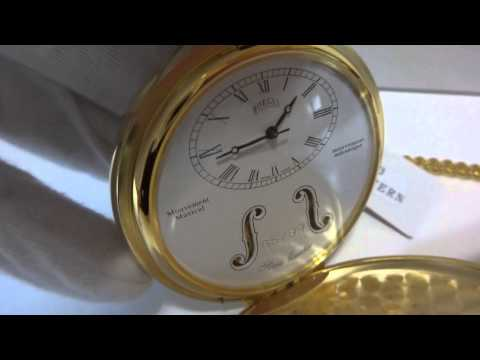 Pocket watch from