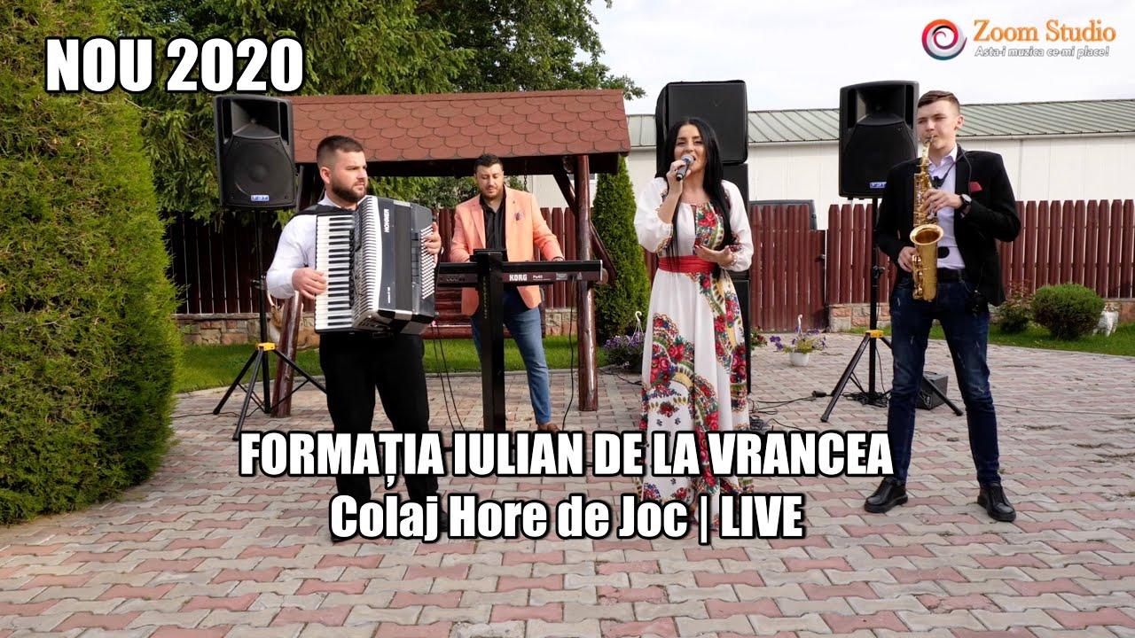 FORMATIA IULIAN DE LA VRANCEA - COLAJ HORE DE JOC (NOU 2020)