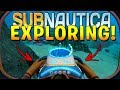 I FOUND A TERRIFYING ALIEN ISLAND (Subnautica Full Release Gameplay)