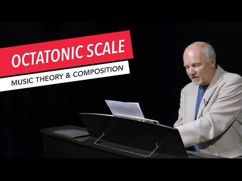 Analyzing the Octatonic Scale  Music Theory  Composition  Berklee Online