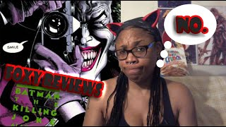 Foxy Reviews (FINALLY!): Batman The Killing Joke Movie
