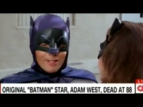 ADAM WEST DIES AT 88