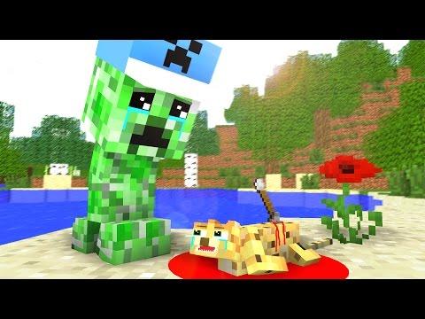 Creeper Life 2 - Craftronix Minecraft Animation