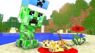 Creeper Life 2 - Craftronix Minecraft Animation
