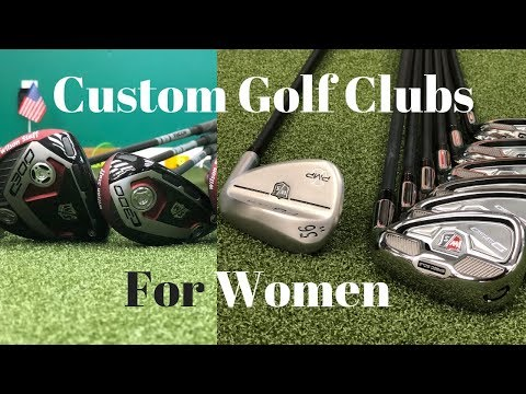 How To Build Golf Clubs- The Ladies Edition