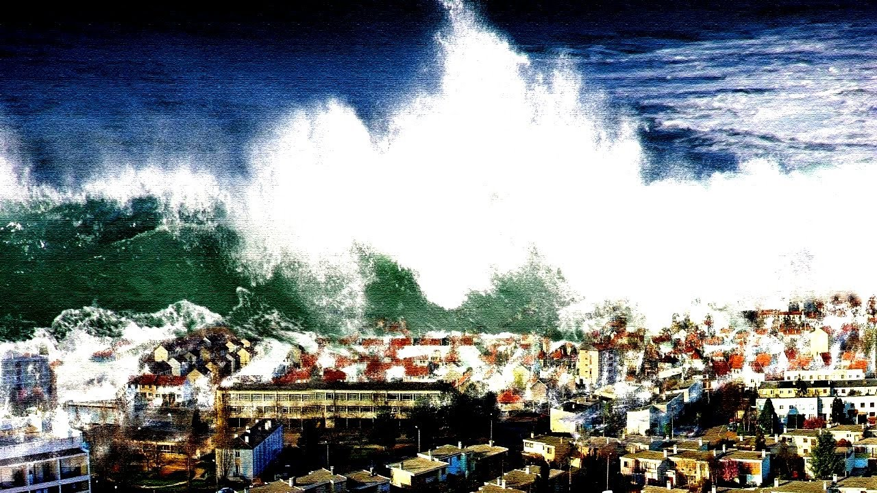 the deadliest tsunami in history Amazing video of the japan tsunami (source: rt / youtube) larger tsunamis don't alway cause the most destruction tsunamis have occurred often throughout history.