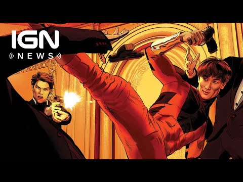 Marvel Fast-Tracking Shang-Chi As Studio's First Asian Superhero Film - IGN News