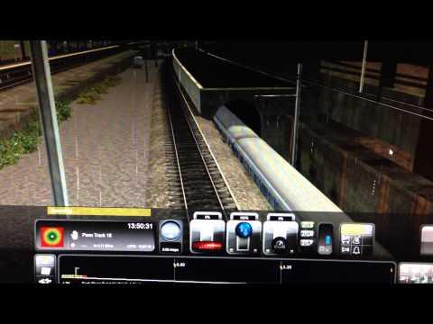Train Simulator 2015 HD: Amtrak Northeast Regional enters East River tunnels