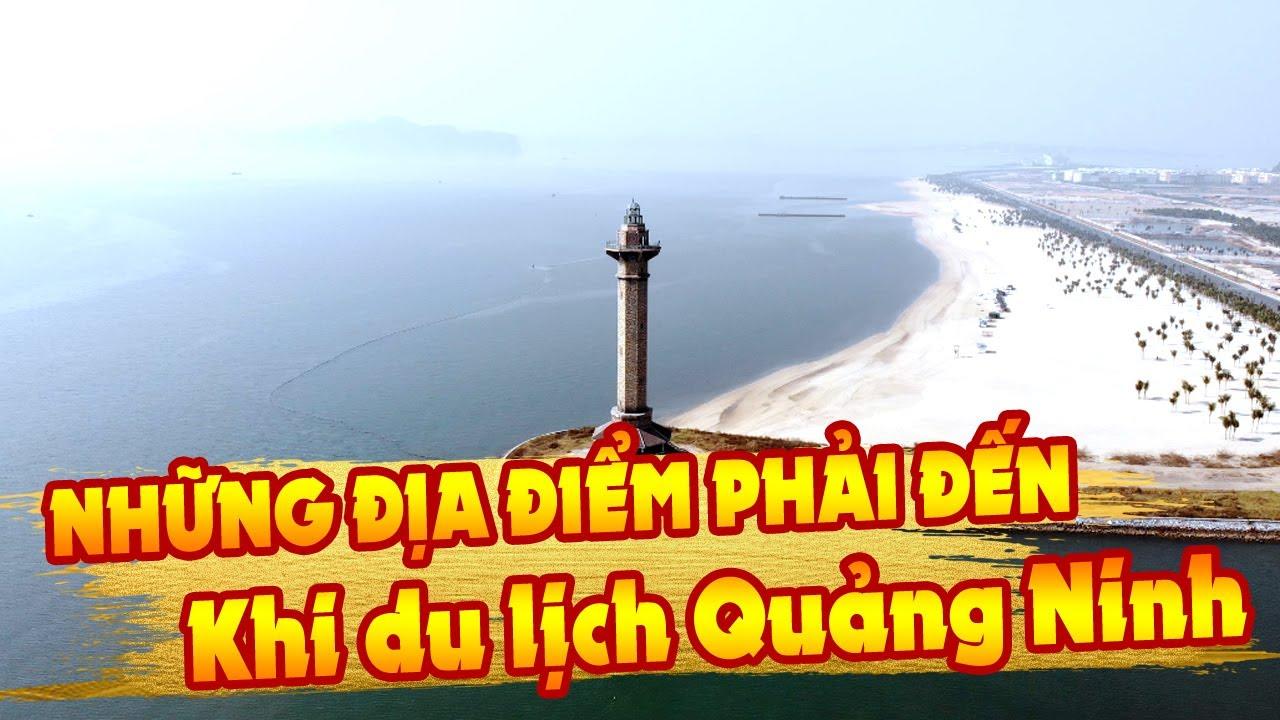 18 Địa Điểm nhất định phải đến khi Du Lịch Quảng Ninh | HẠ LONG DU KÝ