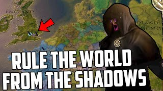 This New Grand Strategy Game Lets You Rule The World As A Secret Organisation