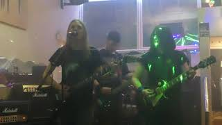 Viral Strain Danger to Society   Live at Bury Retro Bar 22nd Sept 2018