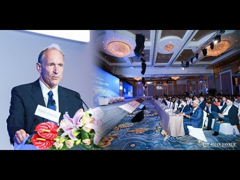 Tim Berners-Lee's keynote speech at The Asian Banker's The Future of Finance Summit, Beijing 2018