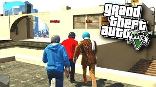 GTA 5 Funny Moments #112 With The Sidemen (GTA V Online Funny Moments)