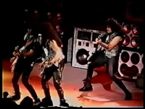 KISS: live in Oakland, CA 1992-12-18
