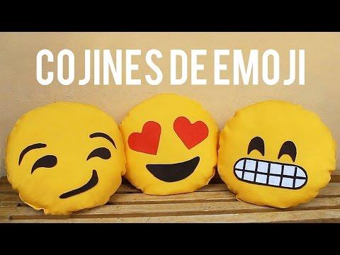 Haz cojines de emojis danielalala youtube - Cojines con tu foto ...