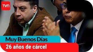 Expertos comentan la condena a Mauricio Ortega | Muy buenos días