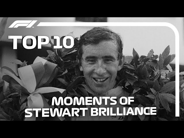 Top 10 Moments Of Jackie Stewart Brilliance