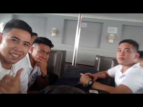 MarEx (Maritime Exposure) 2019| #VlogPart1 with OLFU Maritime Students