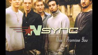 *NSYNC - This I Promise You - English/Spanish Eargasm Version