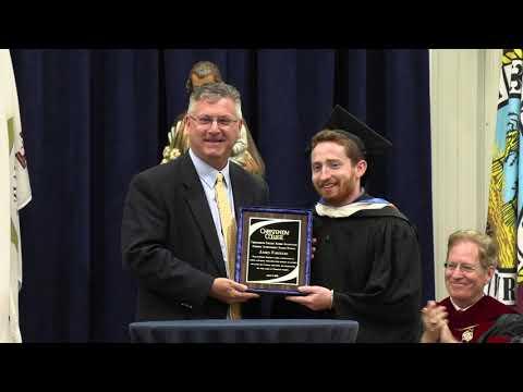 Student Achievement Award | Commencement 2020